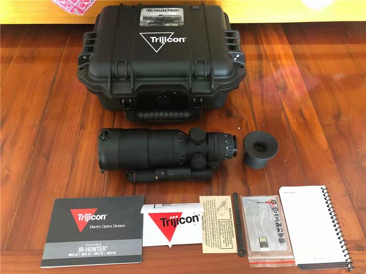 5b33375cN81e437ca - 美国部队专用 热成像瞄 IR HUNTER MKII 35mm 60HZ红外热成像仪