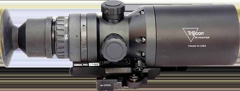 5b33375eN945c1adf - 美国部队专用 热成像瞄 IR HUNTER MKII 35mm 60HZ红外热成像仪